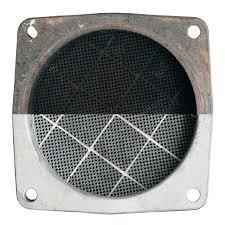 Čištění filtru pevných částic