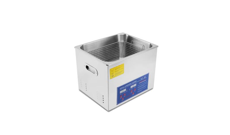 Ultrazvukové čištění DPF